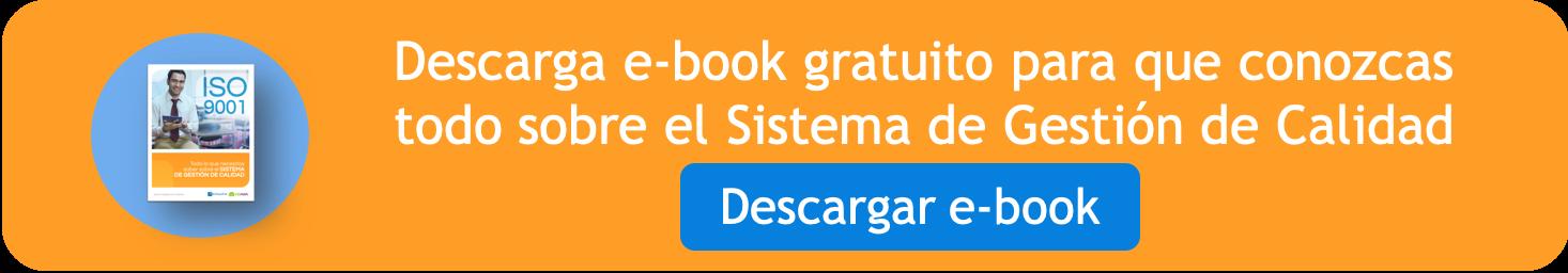 eBook Sistema de Gestión de Calidad