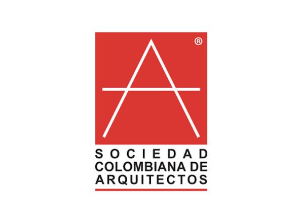 Logo sociedad colombiana de arquitectos